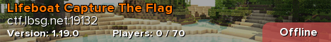 Lifeboat Capture The Flag
